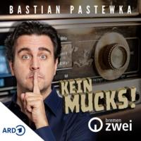 """Logo du podcast """"Kein Mucks!"""" – der Krimi-Podcast mit Bastian Pastewka (Neue Folgen)"""