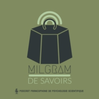 Logo of the podcast Milgram de Savoirs