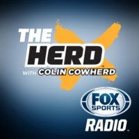 Logo of the podcast The Herd with Colin Cowherd