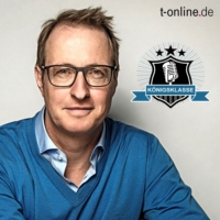 Logo of the podcast t-online.de Königsklasse