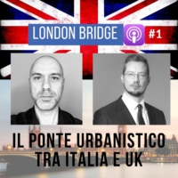 Logo du podcast London Bridge - Urban planning