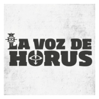 Logo of the podcast La Voz de Horus - Warhammer 40k