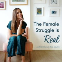 Logo du podcast The Female Struggle is Real