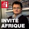 Logo of the podcast Invité Afrique