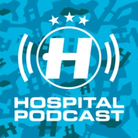Logo of the podcast Hospital Records Podcast