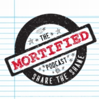 Logo of the podcast 176: Mortified's Battle of the Teenage Rock Gods