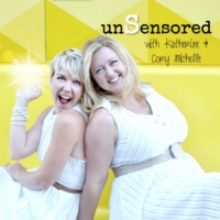 Logo du podcast unSensored with Katherine & Cory Michelle