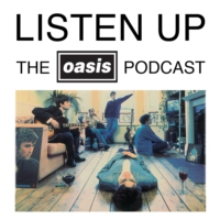 Logo du podcast Listen Up - The Oasis Podcast