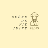 Logo of the podcast Scène de vie juive