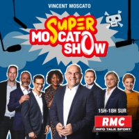 Logo du podcast Super Moscato Show