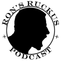 Logo du podcast Ron's Ruckus Podcast