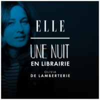 Logo of the podcast Une nuit en librairie