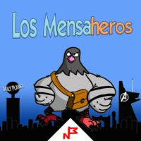 Logo of the podcast Los Mensaheros