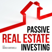 Logo du podcast Passive Real Estate Investing