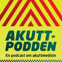Logo of the podcast Akuttpodden