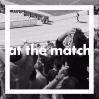 Logo of the podcast At The Match