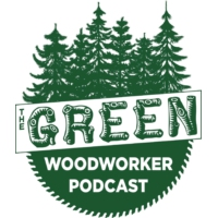 Logo du podcast The Green Woodworker Podcast