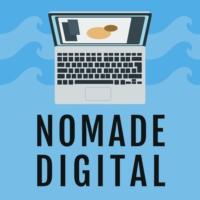 Logo du podcast Nomade Digital : Vivre et travailler n'importe où dans le monde