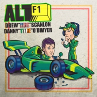 Logo of the podcast Alt+F1: A Formula 1 Podcast