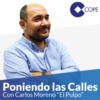 Logo of the podcast Poniendo las Calles