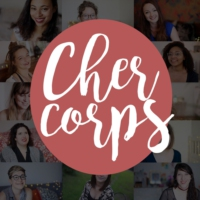 Logo of the podcast Cher Corps — Tiphaine (métissage)
