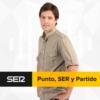 Logo du podcast Punto, SER y Partido
