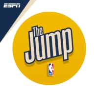 Logo of the podcast The Jump