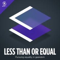 Logo of the podcast 1: Equality is Coming