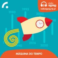 Logo du podcast Máquina do Tempo