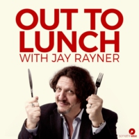 Logo of the podcast Out To Lunch with Jay Rayner