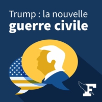 "Logo of the podcast ""J'espère que Trump est une aberration"" : Tom Ridge, ancien gouverneur de Pennsylvanie"