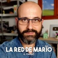 Logo of the podcast La red de Mario