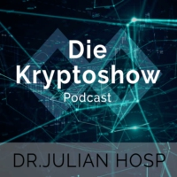Logo of the podcast Die Krypto Show