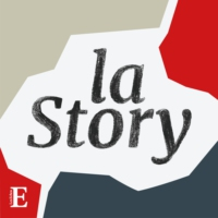 Logo of the podcast La Story