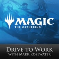 Logo of the podcast Magic: The Gathering Drive to Work Podcast