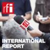 Logo du podcast International report