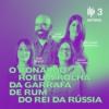 Logo of the podcast O Ronaldo Roeu a Rolha da Garrafa de Rum do Rei da Rússia
