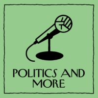 Logo of the podcast The New Yorker: Politics and More