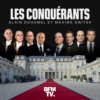 Logo of the podcast Les Conquérants