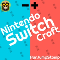 Logo of the podcast Nintendo Switch Craft