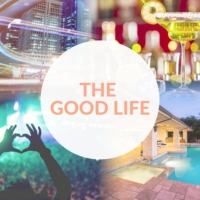 Logo of the podcast The Good Life Podcast