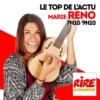 Logo du podcast Marie Réno - Le top de l'actu sur Rire & Chansons