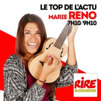 Logo of the podcast Marie Reno - Octobre rose - Le top de l'actu - 27 septembre 2019
