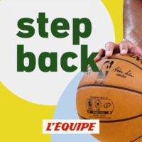 Logo du podcast step back
