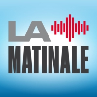 Logo of the podcast La Matinale - La 1ere