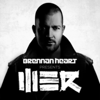 Logo du podcast 092 Brennan Heart presents I AM HARDSTYLE (March 2021)
