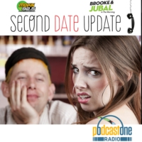 Logo of the podcast Second Date Update PODCAST: Codeword: Seatbelt