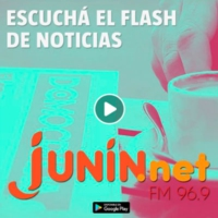 Logo of the podcast Flashes Informativos - Noticias de Junín