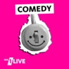 Logo of the podcast 1LIVE Comedy