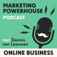 Logo du podcast Marketing Powerhouse Podcast